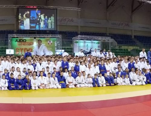 International Judo Camp